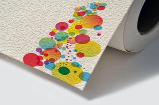چاپ کاغذ دیواری سه بعدی
